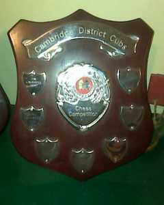Cambridge District Cubs Chess Shield
